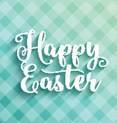 happy easter background 2902 vector image