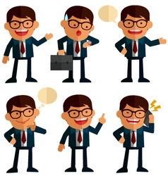 Business men vector