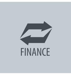 logo Finance vector image