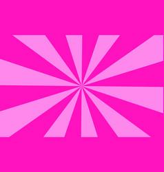 Divergent beams vector