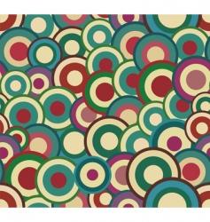 retro abstract texture vector image