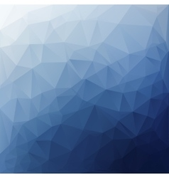 Awesome abstract triangle in vector