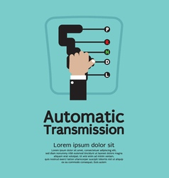 Automatic transmission vector
