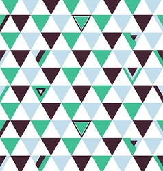 India Top Colors Background Triangle Polygon vector image vector image