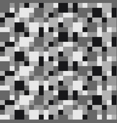 abstract gray pixel background vector image