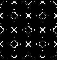 cross pattern original hipster background vector image vector image