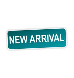 new arrival flat vector image