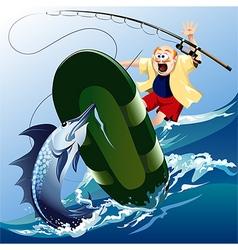 Swordfish attack vector