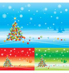 new year backgrounds vector image