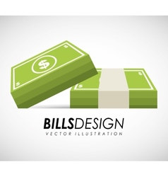 Bills money vector