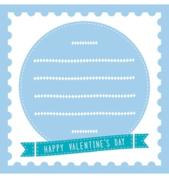 Happy valentine s day card19 vector