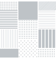 Abstract patchy pattern and cover backdrop vector image vector image