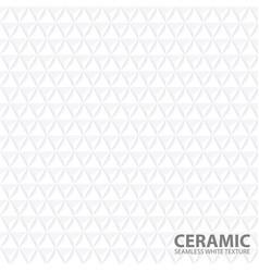 white geometric background - seamless vector image
