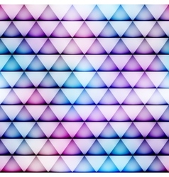 Abstract seamless triangle pattern vector