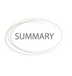 Summary sign vector