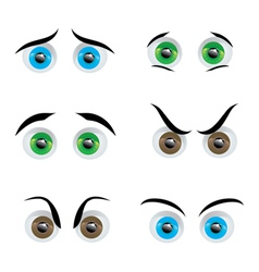 Eye expressions vector