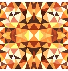 Geometric seamless vector image vector image