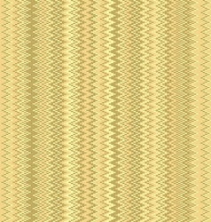 Seamless chevron pattern with golden texture vector