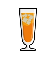 Beverage drink alcohol icon graphic vector