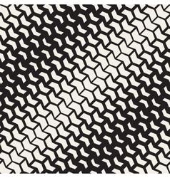 Seamless chevron diagonal halftone gradient vector