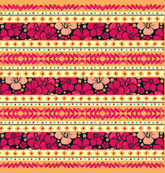 Seamless surf pattern vector