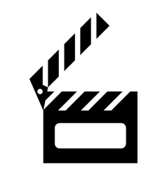Slapstick icon simple style vector image