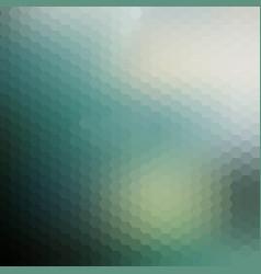 Multicolor abstract polygonal background vector