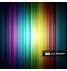 Spectrum background vector