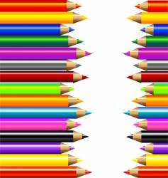 Coloring pencils vector