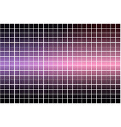 Purple blue pink square mosaic background over vector