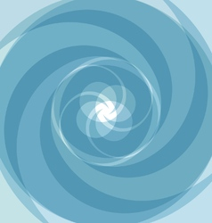 Abstract background - blue storm vector