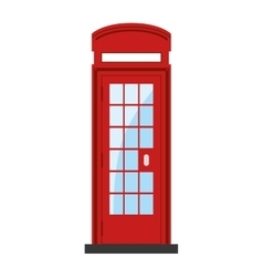 Telephone icon united kingdom design vector