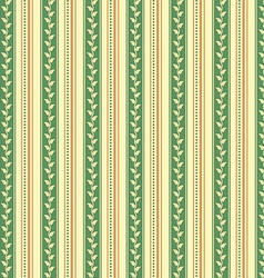 Retro background made with vertical stripes dots vector