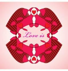 Love graphic vector