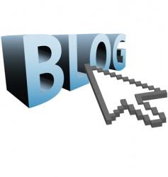 arrow pixel cursor vector image vector image