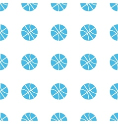 Unique basketball seamless pattern vector