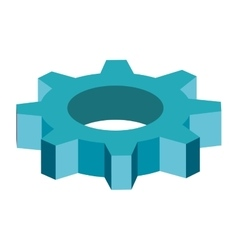 Gear cog wheel vector