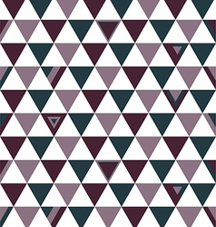 Mexico Top Colors Background Triangle Polygon vector image vector image