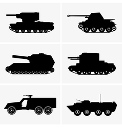 Tanks vector