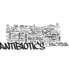 Antibiotics as a cure for stomach ulcer text word vector