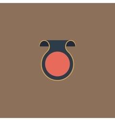 Label icon design vector