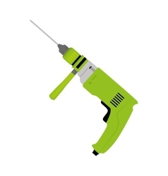 Auger tool repair icon vector