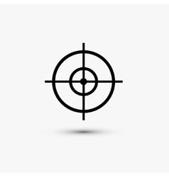 black web icon on white background Eps10 vector image