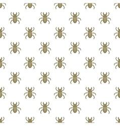 Louse pattern cartoon style vector
