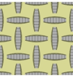 Film stripes background seamless cinema pattern vector