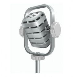 microphone for translation vector image