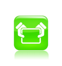 Offer icon vector