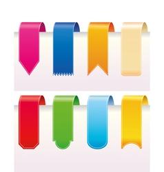 Ribbons - vector image