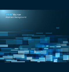 background with rectangles horizontal vector image