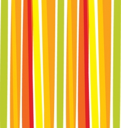 summer stripes vector image